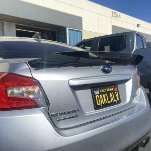 Wicker Bill | 2015-20 Subaru WRX – ZL1Addons
