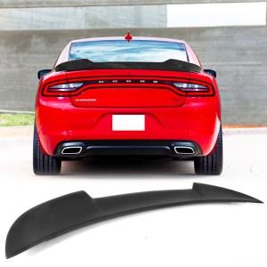 SRT V2 Matte Black Spoiler | 2015 – 2021 Dodge Charger