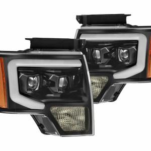 Alpharex Luxx LED Headlights | 2009 – 2014 Ford F-150