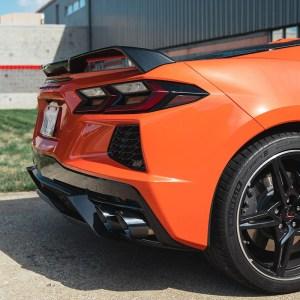 Corsa C8 Corvette XTREME Sound Level 3.0″ Cat-Back Exhaust System (21104)  | 2020+ Chevy Corvette C8