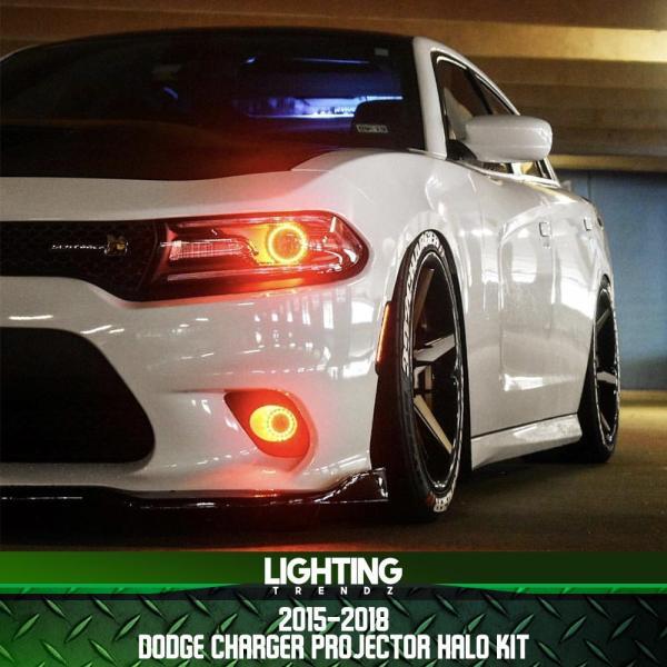 Projector Halo Kit | 2015-19 Dodge Charger – Lighting Trendz