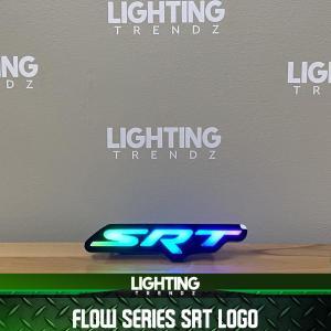 LED RGB Flow Series SRT Logo