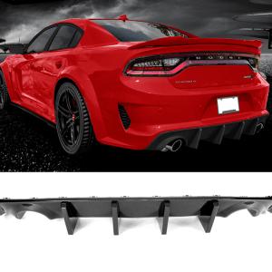 Carbon Fiber Widebody SRT Diffuser | 2019 – 2021 Dodge Charger