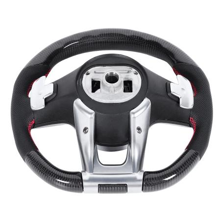 LED Performance Carbon Fiber Steering Wheel |  2010+ Mercedes-Benz