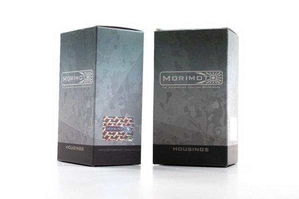 Morimoto Smoked Dual LED Side Marker Lights   2008 – 2014 Dodge Challenger