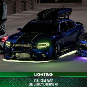 Ultimate Full Coverage 6-Piece Flex Underbody Kit | LightingTrendz