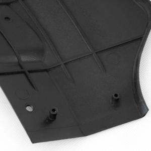 Gloss Black Front Splitter Lip   2016-2020 Honda Civic