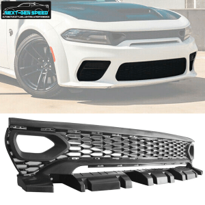 Charger Widebody Snorkel Upper Grille Replacement  | 2020 – 2022 Charger SRT Widebody