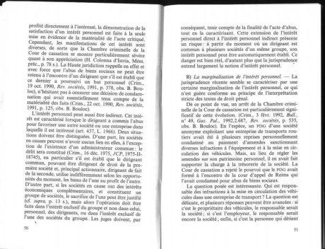 NEXTHOPE l'elémént moral d'abus de biens sociaux J-F RENUCCI et M CARDIX_Page27