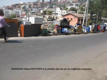 RANARISON Tsilavo Cour de cassation malgache viole les lois 4