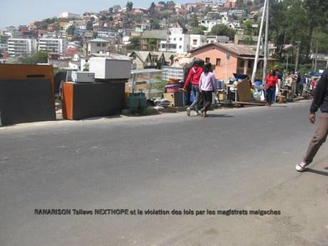 RANARISON Tsilavo Cour de cassation malgache viole les lois 5
