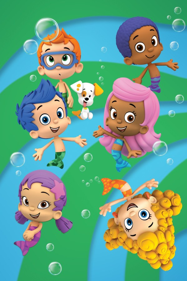 Bubble Guppies Molly Cast - Year of Clean Water