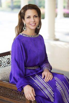 الأميرة هيا بنت الحسين
