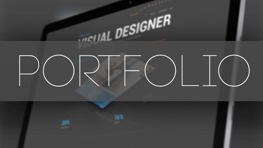 how to build your portfolio website