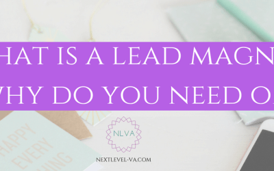 What is a Lead Magnet & Why Do You Need One