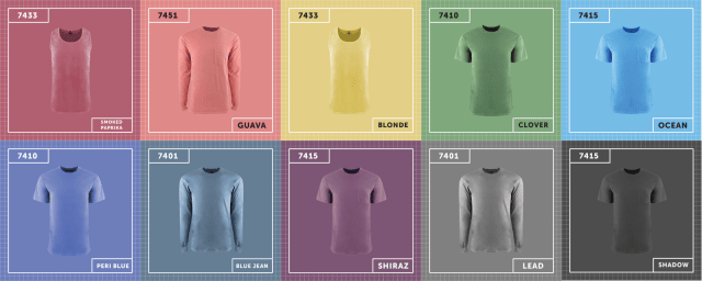 Next Level Inspired Dye