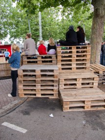 Fun With Pallets Reusing Recycling & Repurposing