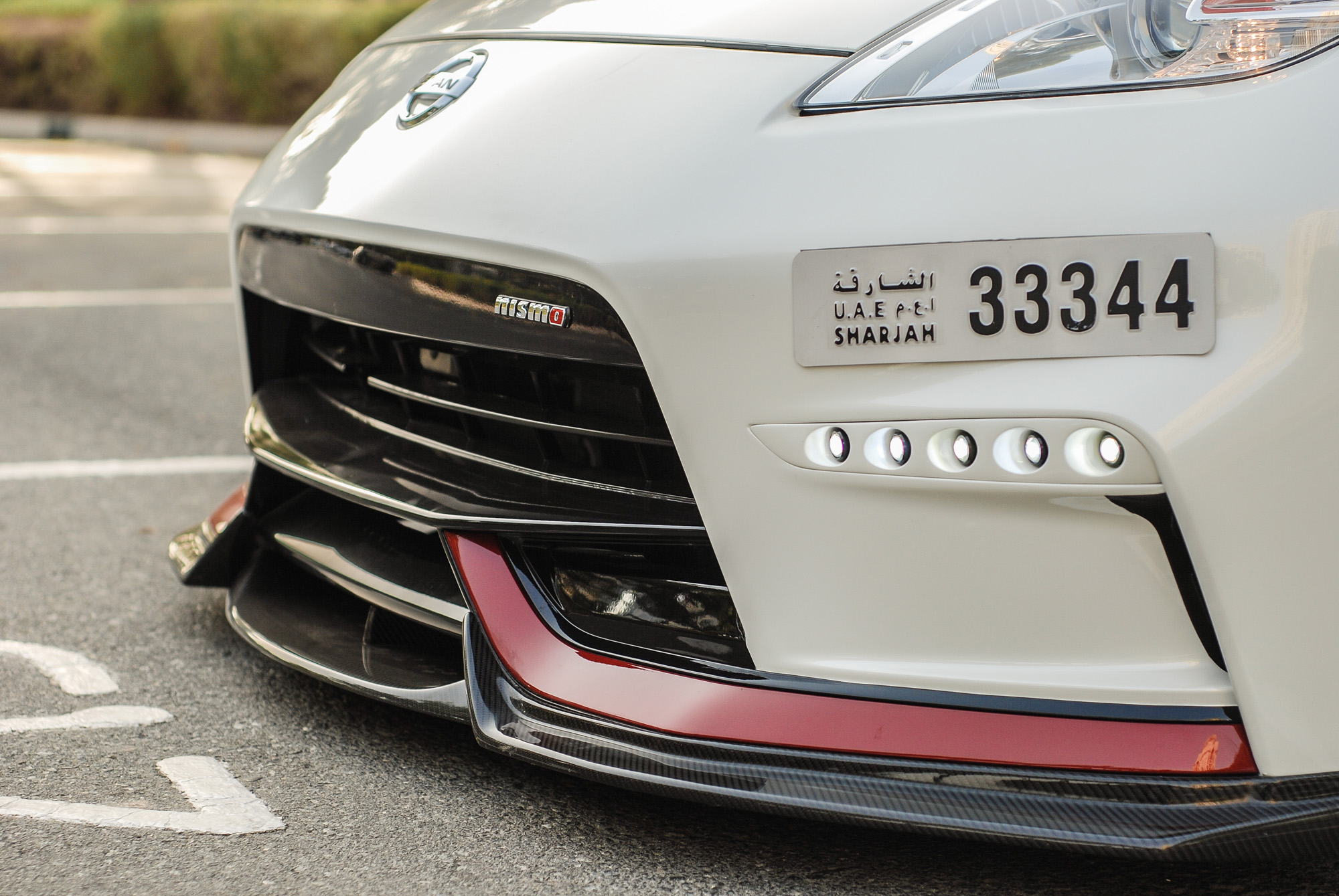 NextLevel Performance | Carbon Signal Front Bumper LEDs ...