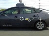 Google's selbstfahrendes Auto.