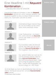 Google Panda: Contentermittlung ohne Tabellen!