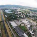 Offenburger Luftbild.