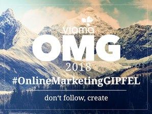 vioma Online Marketing Gipfel in Freiburg 22. März bis 23. März 2018