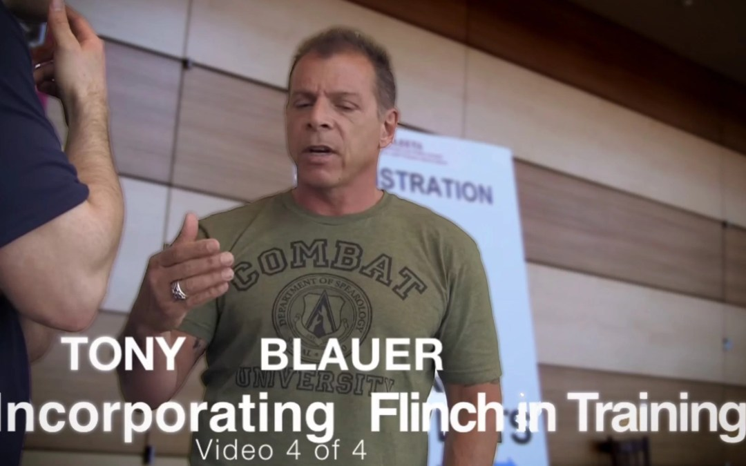 Tony Blauer Final Installment