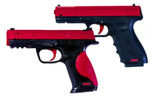 The SIRT 107 and the 110 having functional features of the Smith & Wesson M&P and Glock 17-22 (respectively)