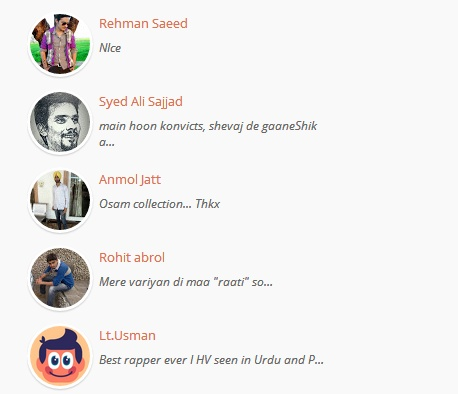 Add Recent Comments Widget in Blogger Blog