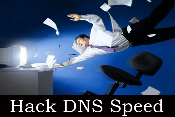 Hack DNS For Faster Internet Speed