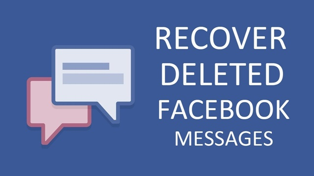 How To Recover Deleted Facebook Messages, Pictures And Videos 2016