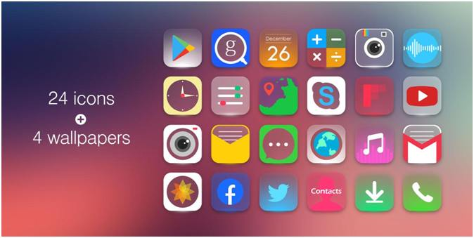 GO launcher Ex | Best Launchers for Android