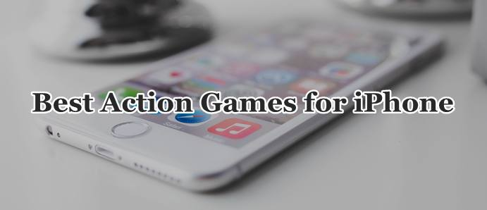 Best Action Games iPhone