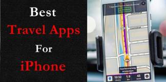 Top 10 Best Travel Apps for iPhone You Must Need