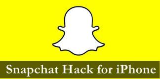Snapchat Hack for iPhone