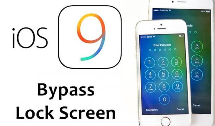 Bypass iOS 9 iCloud Activation Lock Screen