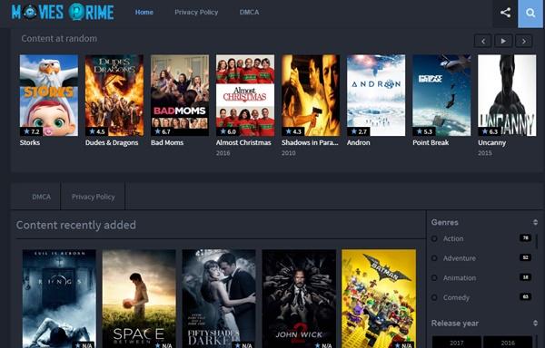 Movies Prime