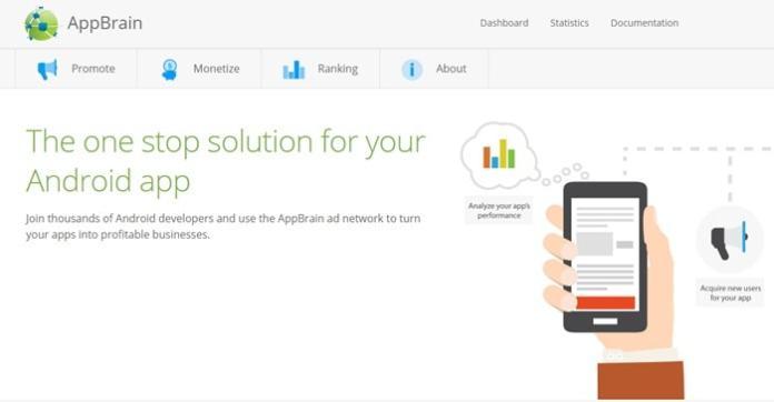 AppBrain - Best Alternatives to Google Play Store