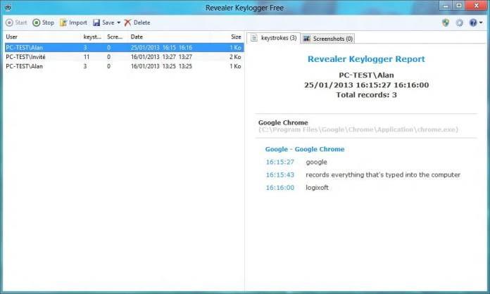 Top 6 Best Free Keylogger for Windows