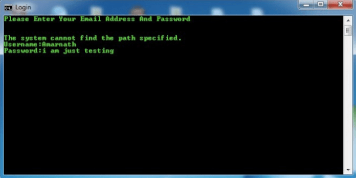 how to make a keylogger in c++