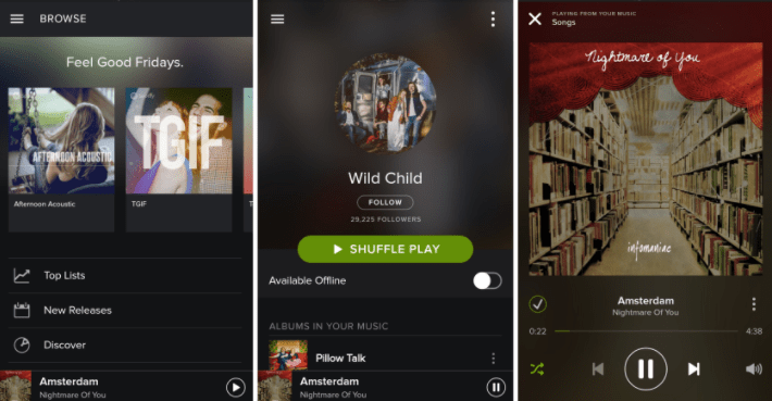 Spotify Premium MOD Apk Cracked (Offline) Download for Android (No Root)