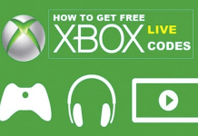 free xbox live codes no survey