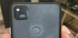 Google Pixel 4A Smartphone Lit Up on Live Photos, It Has Only One Camera on the Back