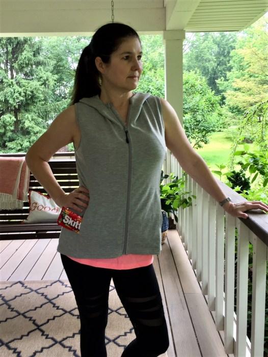 Yoga Club 3 vest