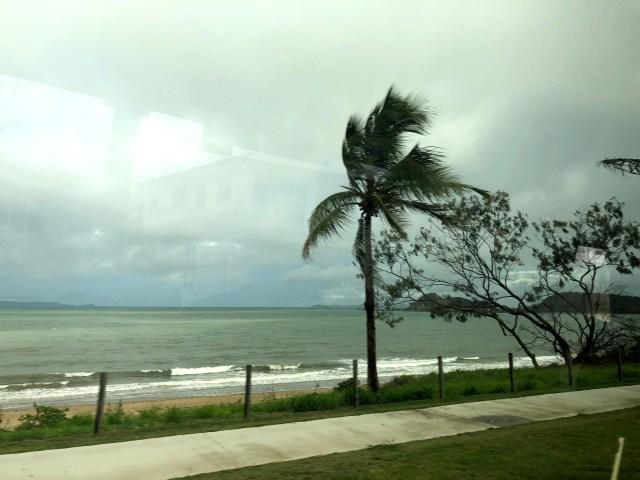 Equation avec vents et marées : météo en australie