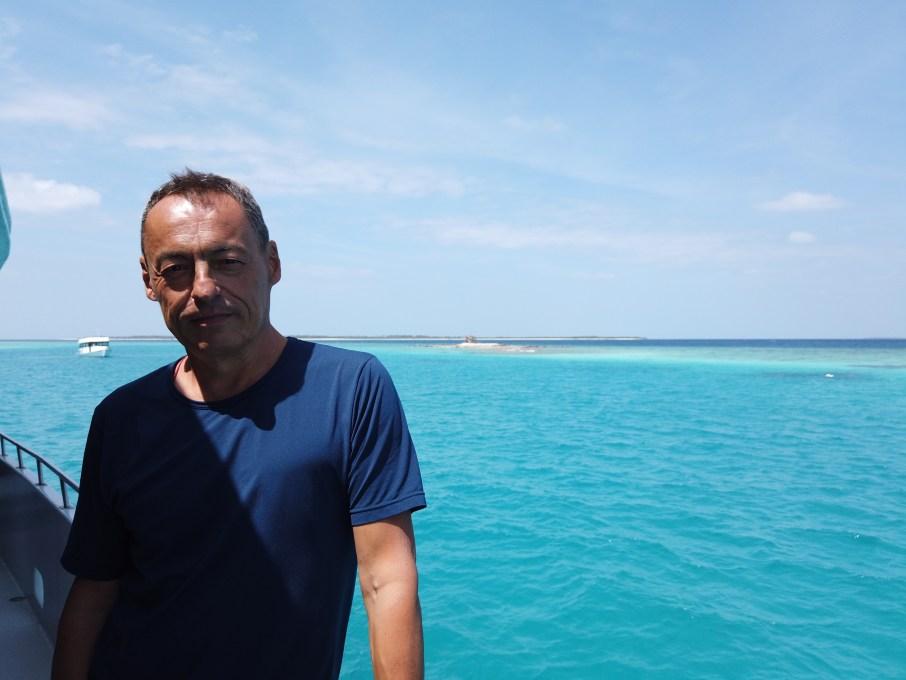 Day 4 la plongée c'est aussi une grosse fatigue aux maldives