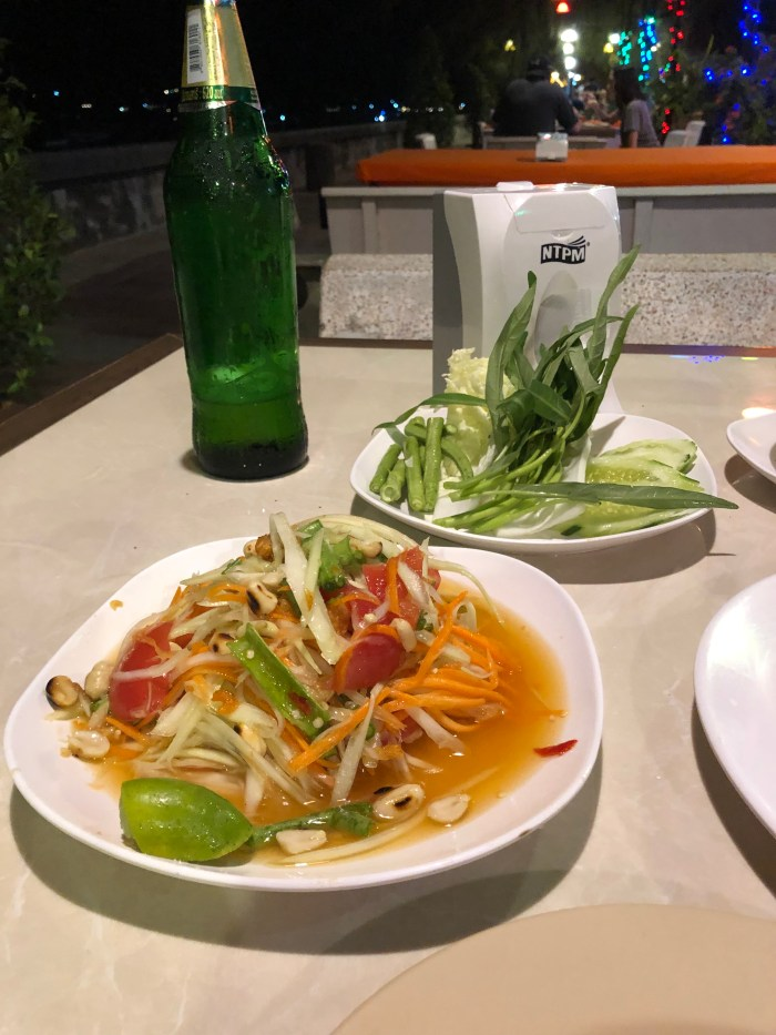 Monday - what next. Phuket