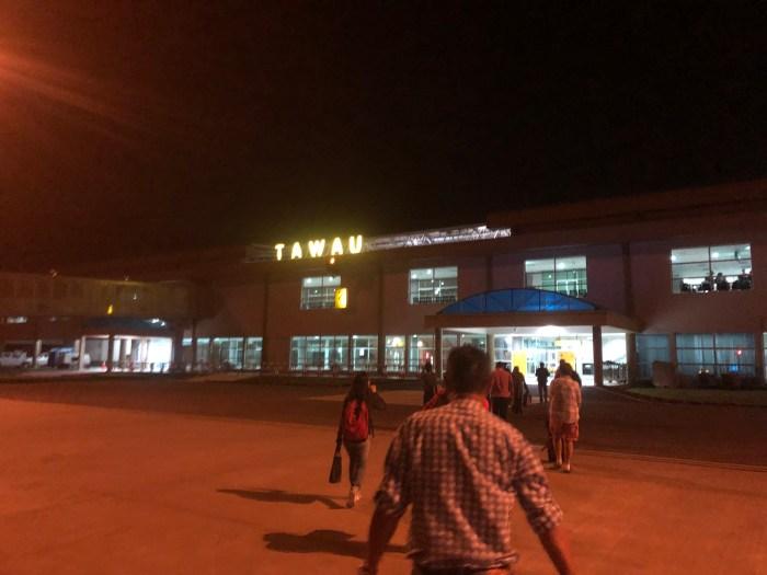 Aéroport de tawau