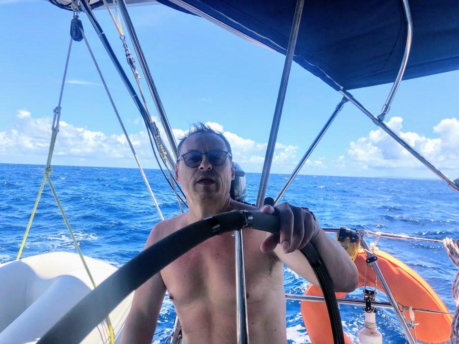 Aller-retour vers la marina pointe à pitre via les saintes