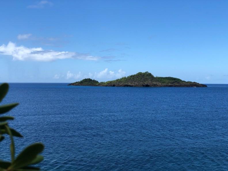 Journée promenade sentier du Petit Malendure et réserve Cousteau.